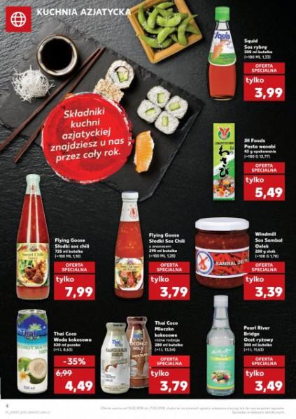 Kaufland gazetka promocyjna od 2018-02-15, strona 4