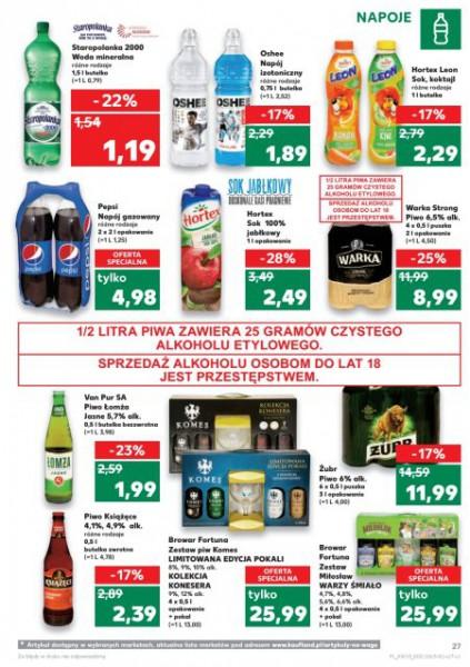 Kaufland gazetka promocyjna od 2018-03-08, strona 27