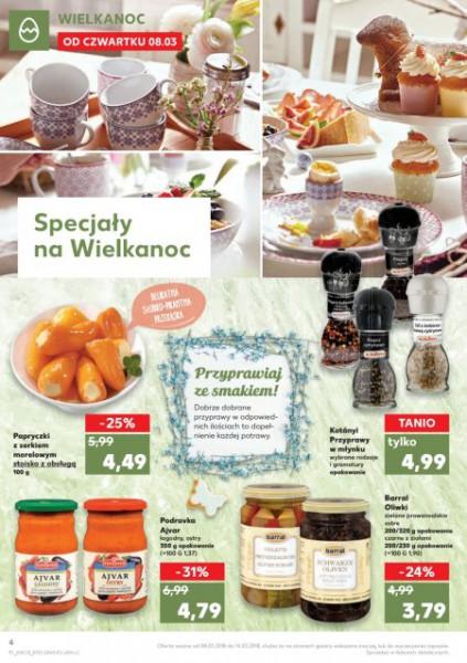 Kaufland gazetka promocyjna od 2018-03-08, strona 4