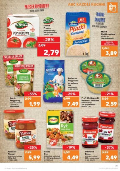 Kaufland gazetka promocyjna od 2018-04-12, strona 25