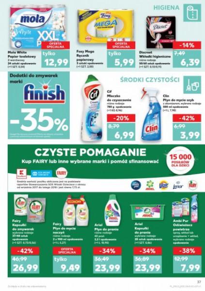 Kaufland gazetka promocyjna od 2018-04-12, strona 37