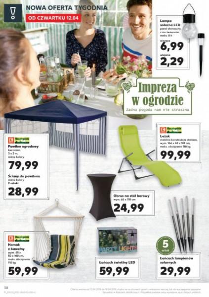 Kaufland gazetka promocyjna od 2018-04-12, strona 38