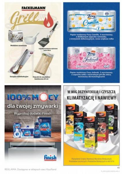 Kaufland gazetka promocyjna od 2018-04-12, strona 45