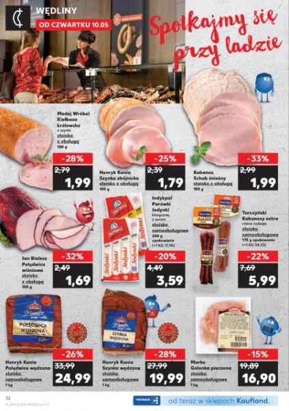 Kaufland gazetka promocyjna od 2018-05-10, strona 12