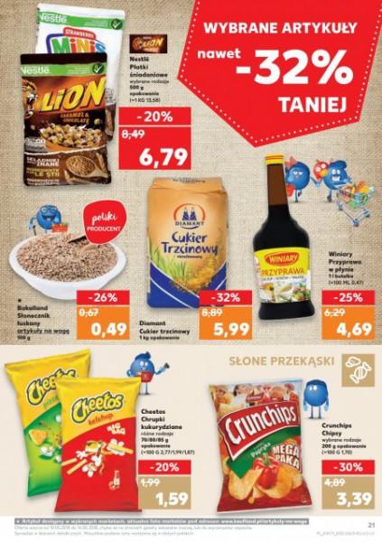 Kaufland gazetka promocyjna od 2018-05-10, strona 21