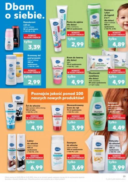 Kaufland gazetka promocyjna od 2018-05-10, strona 25