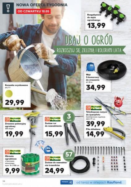 Kaufland gazetka promocyjna od 2018-05-10, strona 34
