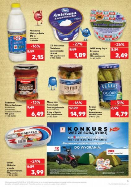 Kaufland gazetka promocyjna od 2018-05-10, strona 5