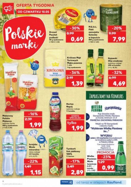 Kaufland gazetka promocyjna od 2018-05-10, strona 6