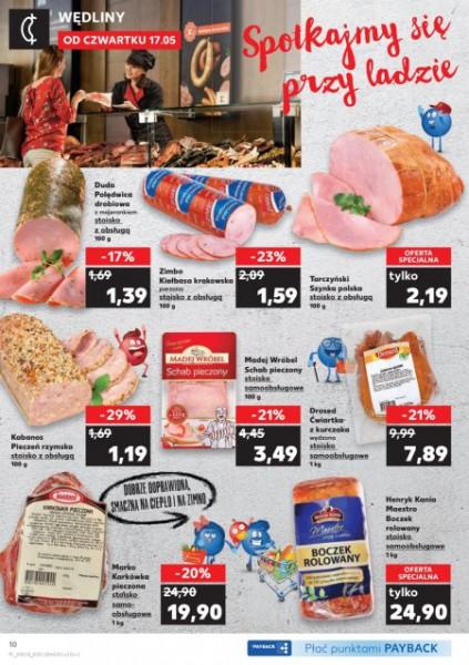 Kaufland gazetka promocyjna od 2018-05-17, strona 10