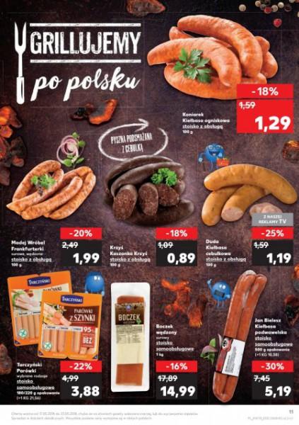 Kaufland gazetka promocyjna od 2018-05-17, strona 11