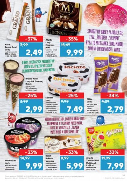 Kaufland gazetka promocyjna od 2018-05-17, strona 15