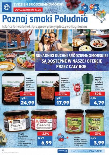 Kaufland gazetka promocyjna od 2018-05-17, strona 20