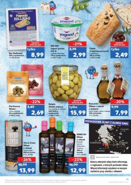 Kaufland gazetka promocyjna od 2018-05-17, strona 21