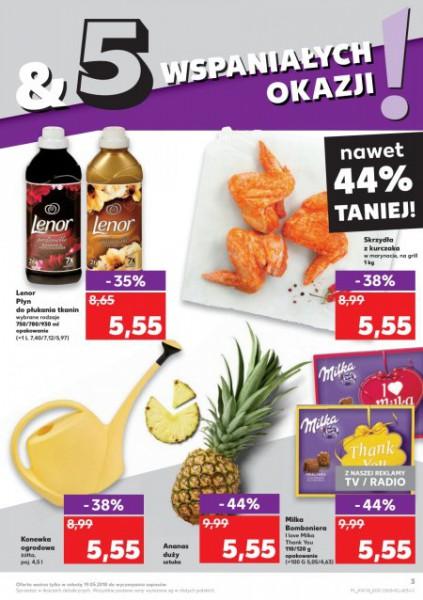 Kaufland gazetka promocyjna od 2018-05-17, strona 3