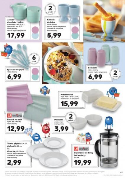 Kaufland gazetka promocyjna od 2018-05-17, strona 45