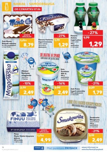 Kaufland gazetka promocyjna od 2018-06-07, strona 16