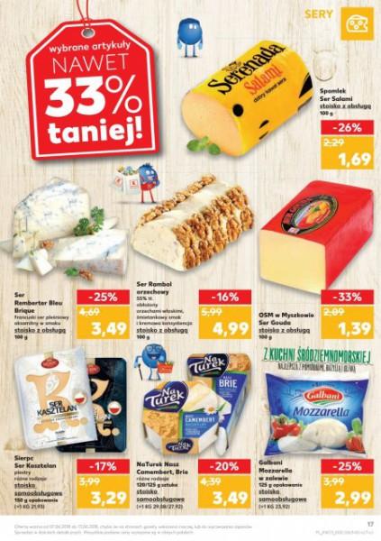 Kaufland gazetka promocyjna od 2018-06-07, strona 17
