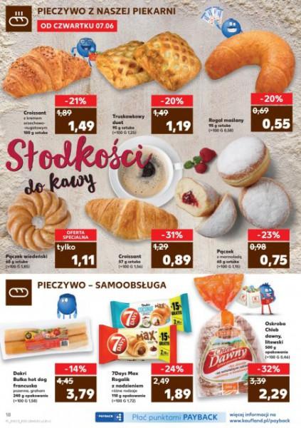 Kaufland gazetka promocyjna od 2018-06-07, strona 18