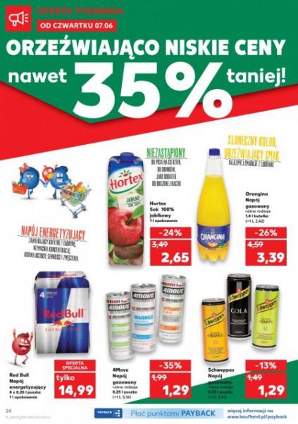 Kaufland gazetka promocyjna od 2018-06-07, strona 24