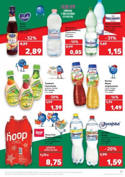 Kaufland gazetka promocyjna od 2018-06-07, strona 25