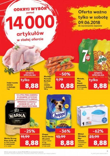 Kaufland gazetka promocyjna od 2018-06-07, strona 3