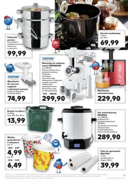 Kaufland gazetka promocyjna od 2018-06-07, strona 37
