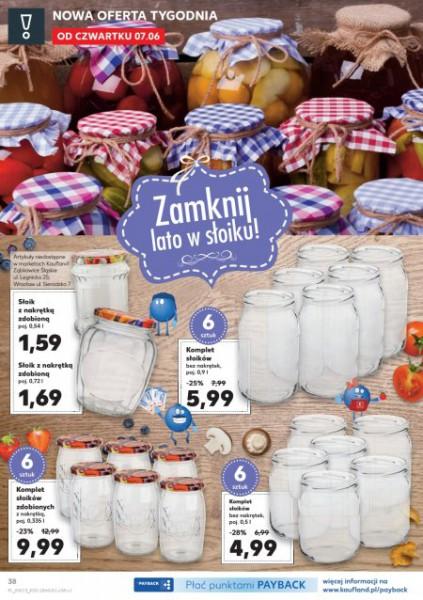 Kaufland gazetka promocyjna od 2018-06-07, strona 38
