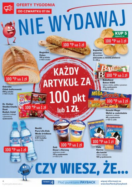 Kaufland gazetka promocyjna od 2018-06-07, strona 4