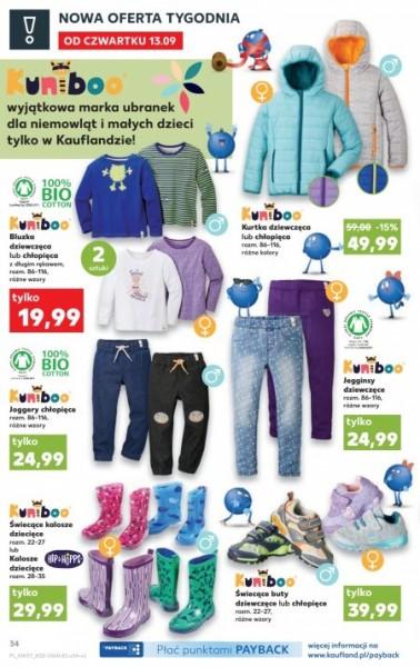 Kaufland gazetka promocyjna od 2018-09-13, strona 34