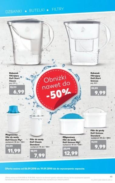Kaufland gazetka promocyjna od 2018-09-13, strona 45
