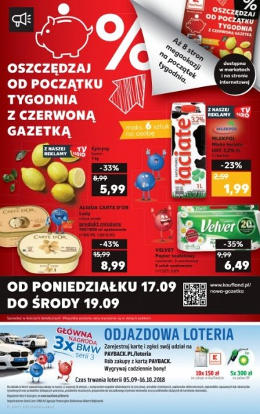 Kaufland gazetka promocyjna od 2018-09-13, strona 48