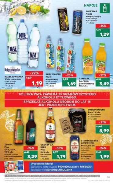 Kaufland gazetka promocyjna od 2019-05-23, strona 35