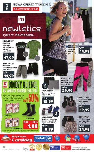 Kaufland gazetka promocyjna od 2019-05-23, strona 38