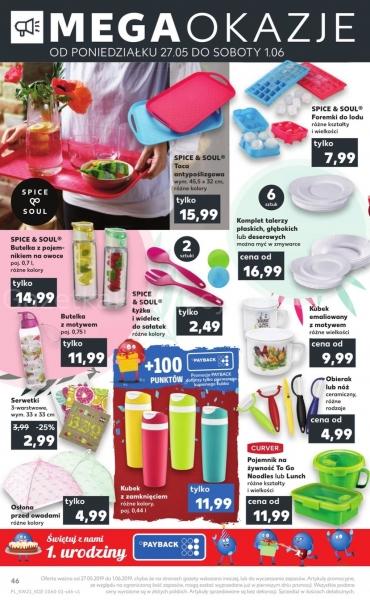 Kaufland gazetka promocyjna od 2019-05-23, strona 46