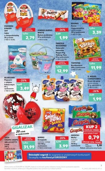 Kaufland gazetka promocyjna od 2019-05-23, strona 7