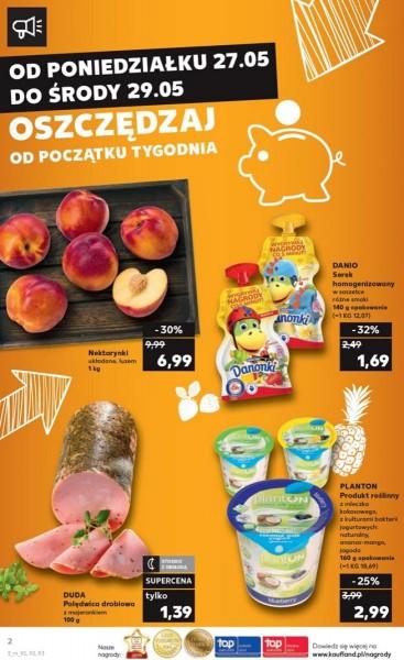 Kaufland gazetka promocyjna od 2019-05-27, strona 2
