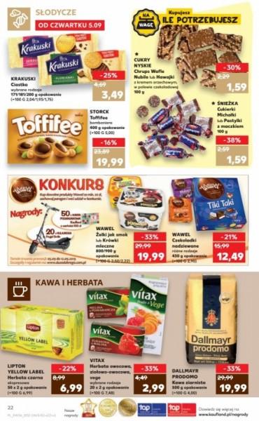 Kaufland gazetka promocyjna od 2019-09-05, strona 22