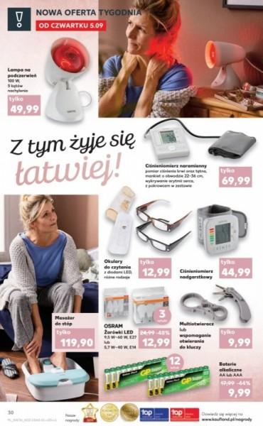 Kaufland gazetka promocyjna od 2019-09-05, strona 30