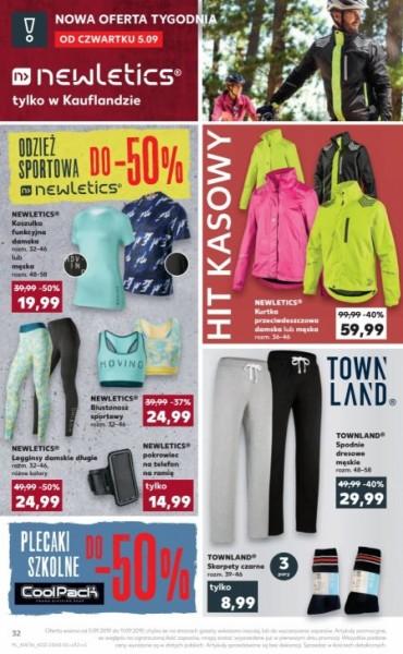 Kaufland gazetka promocyjna od 2019-09-05, strona 32