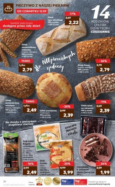 Kaufland gazetka promocyjna od 2019-09-12, strona 20