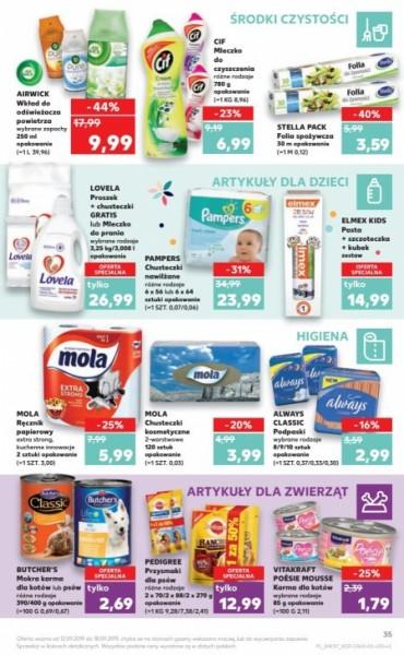 Kaufland gazetka promocyjna od 2019-09-12, strona 35