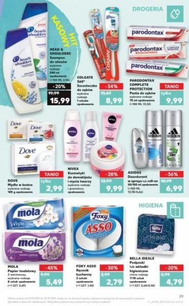 Kaufland gazetka promocyjna od 2019-09-19, strona 29