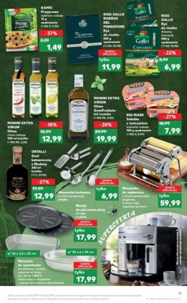 Kaufland gazetka promocyjna od 2019-10-10, strona 11