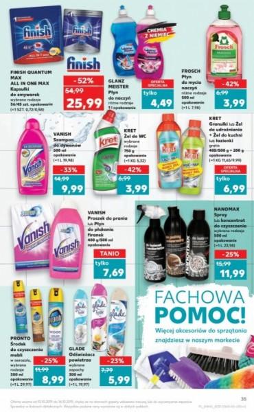 Kaufland gazetka promocyjna od 2019-10-10, strona 35