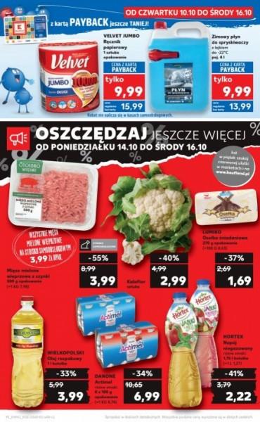 Kaufland gazetka promocyjna od 2019-10-10, strona 40