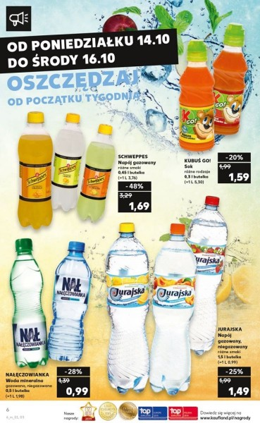 Kaufland gazetka promocyjna od 2019-10-14, strona 6