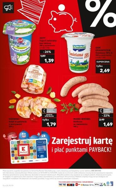 Kaufland gazetka promocyjna od 2019-10-14, strona 8