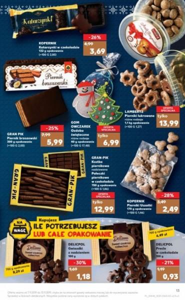 Kaufland gazetka promocyjna od 2019-11-07, strona 13