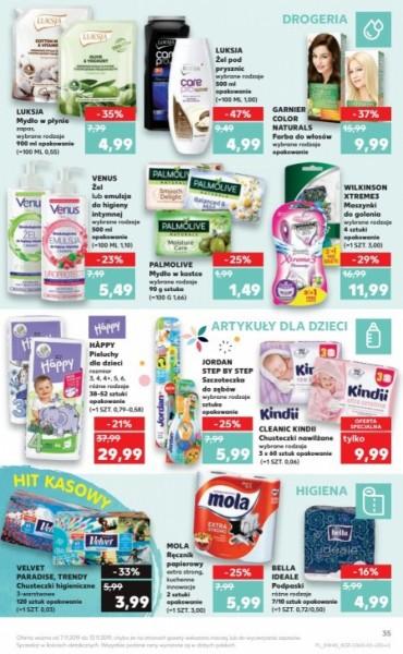 Kaufland gazetka promocyjna od 2019-11-07, strona 35